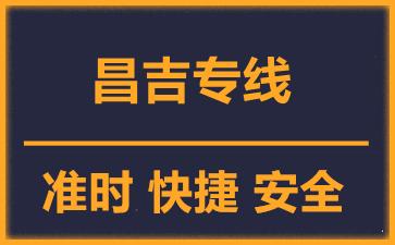 天津到昌吉物流公司