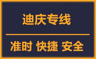 天津到迪庆物流公司