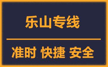 天津到乐山物流公司