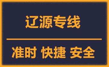 天津到辽源物流公司