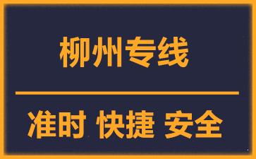 天津到柳州物流公司