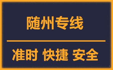 天津到随州物流公司