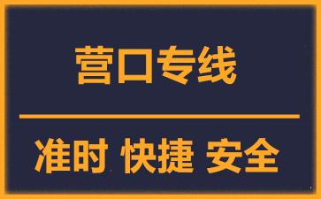 天津到营口物流公司